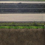 Fondation clôture